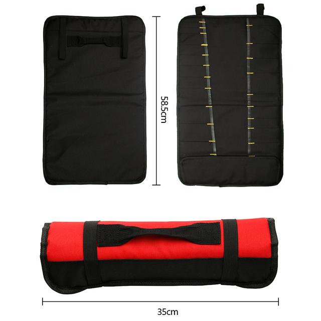 Car Repair Tool Bag – Tactical Seat Organizer