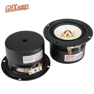 Image 1 - GHXAMP 3 Inch 90MM Full Range Bullet Reverse Edge 4OHM 15W Speaker Home Ceiling Car 80Hz 20KHz