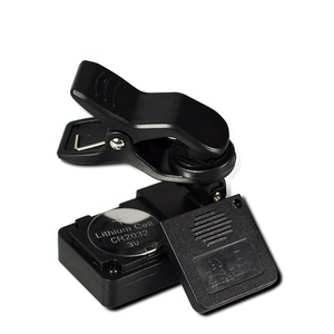 Image 2 - 300x JOYO JT 01 Sensitive Mini Digital LCD Clip on Tuner Guitar Bass Violin Ukulele Guitarra Accessories wholesale DHL shipping