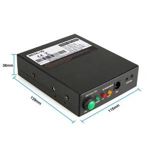 Image 4 - Retevis مضخم طاقة RT91 RF ، جهاز إرسال واستقبال لاسلكي رقمي/تناظري DMR ، 30 40 واط