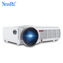 5000Lumens 3D Home Projector Support 1920*1080Pixels Video TV Android WIFI Projector With Free 3D Glasses