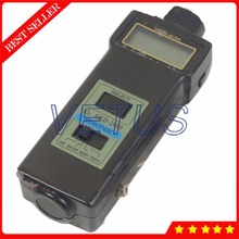 Buy online Engine Laser Tachometer with 2 in 1 GED-2600 100-20000 r/min 2.5-99999 r/min Non-Contact Digital Speed Tester GED2600