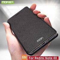 Mofi For Xiaomi Redmi Note 4X Case For Xiaomi Redmi Note 4X Pro Case Cover Silicon