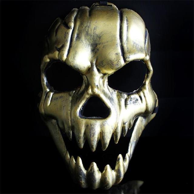 New Arrival Scary Ghost Skeleton Skull Head Masks for Halloween ...