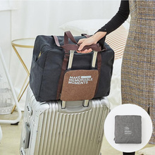 Travel Bag Short-distance Portable Receiving Foldable Hand-held Large Capacity Luggage