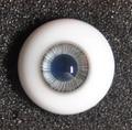 1/3 1/4 1/6 BJD Eyes 12mm/14mm/16mm /18mm light gray  Eyes Eyeballs Round Doll Accessories Doll Eyeballs