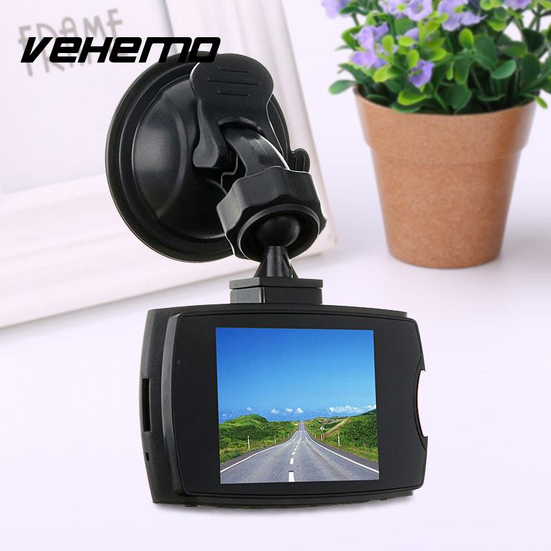 HD 1080P Car Auto Vehicle 2.2 Dash Cam Driving DVR Video Camera IR Night Vision