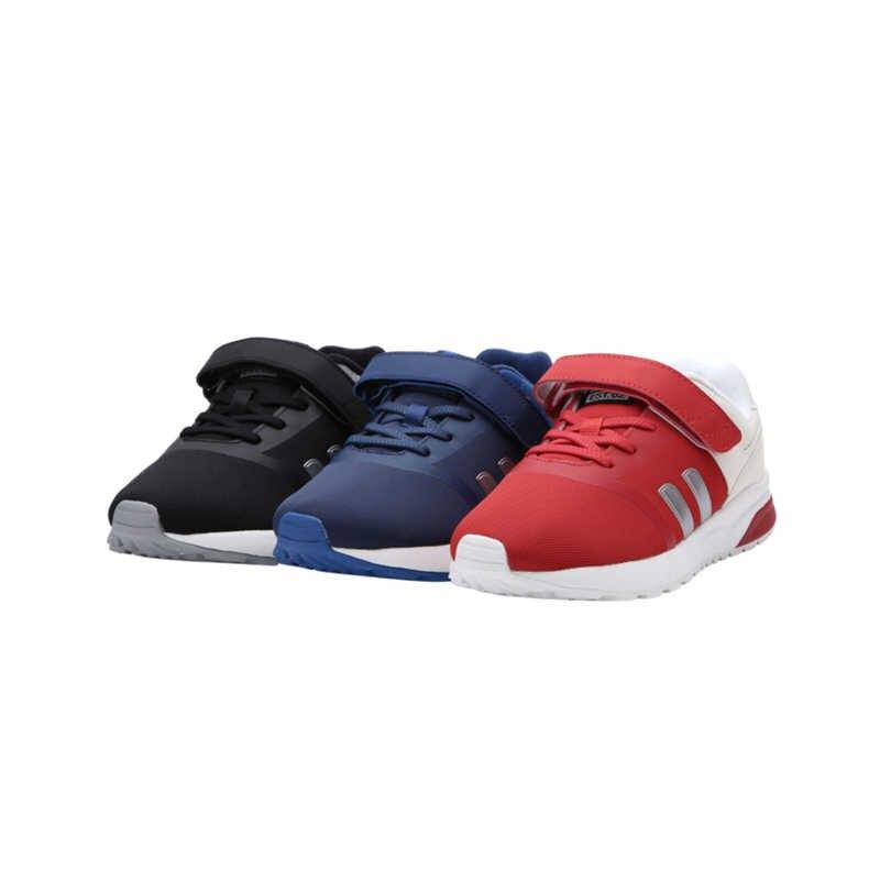 Balabala erkek polar astarlı Sneakers ile kanca ve döngü kayışı genç erkek gündelik ayakkabı koşu ayakkabıları kaymaz taban