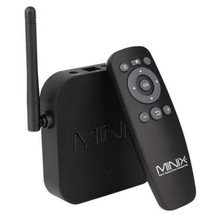 5pcs MINIX NEO U1 TV Box Amlogic S905 Quad Core 2G/16G 802.11ac 2.4/5GHz WiFi H.265 Ultra HD XBMC IPTV Smart TV Box in Stock