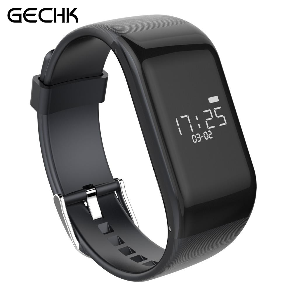 R1 Bluetooth Smart Band Touch Bracelet (1)