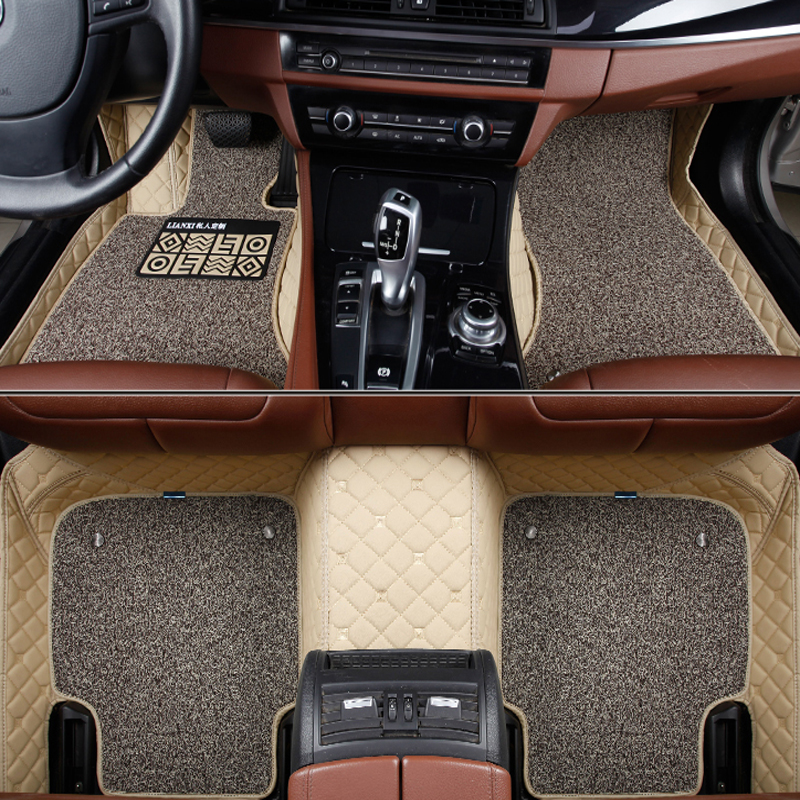 car floor mats for tesla all models model s model x car styling accessories automobile foot. Black Bedroom Furniture Sets. Home Design Ideas