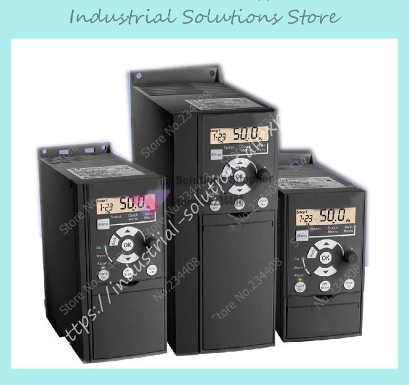 Single Phase 220V Inverter 0.18kW FC-051PK18S2E20H3XXCXXXSXXX New fc 051p1k5s2e20h3bxcxxxsxxx inverter