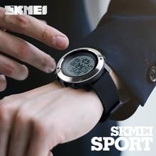 Relogio masculino Мужская Мода Спортивные часы Для мужчин с цифровой светодиодный электронные часы человек Военная Униформа Водонепроницаемый часы Для женщин наручные часы