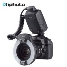 Yongnuo YN-14EX TTL Macro Anillo Lite Luz de Flash Speedlite para Canon 5Ds 5Dsr 760D 5D Mark III 6D 7D 60D 70D 700D 650D 600D