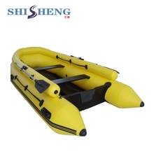Marine Inflatable Boat/Rubber boat/PVC boat with inflatable tube