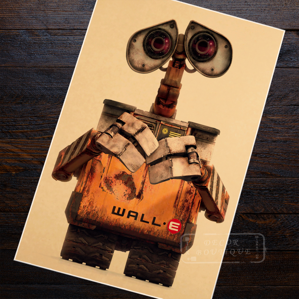 Buy kid robot poster and get free shipping on AliExpress.com