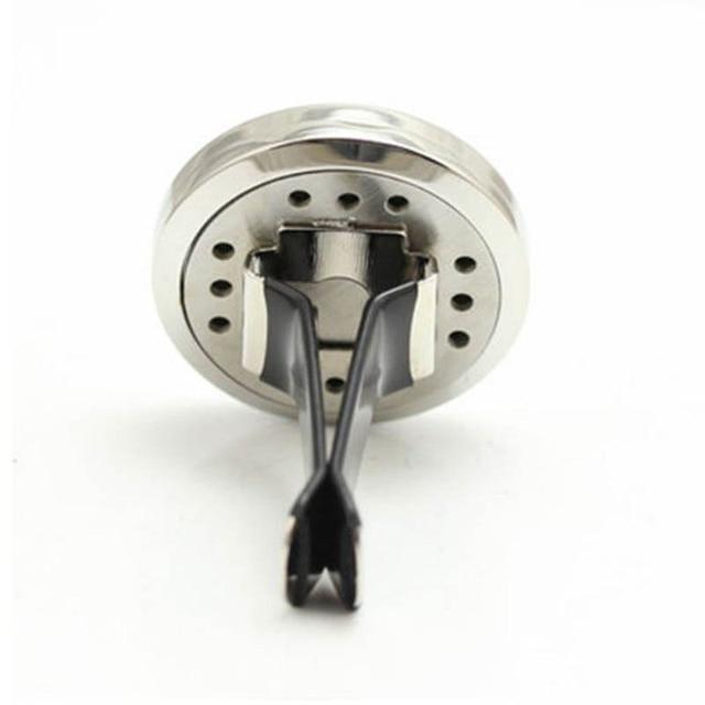Автомобильный диффузор из нержавеющей стали 30 мм круглый магнит