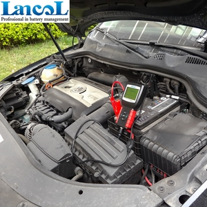 Image 5 - Lancol MICRO468 For Car Factory Portable 12V Auto Digital CCA Automobile Battery Analyzer TesterCar Battery Tester Tool Battery
