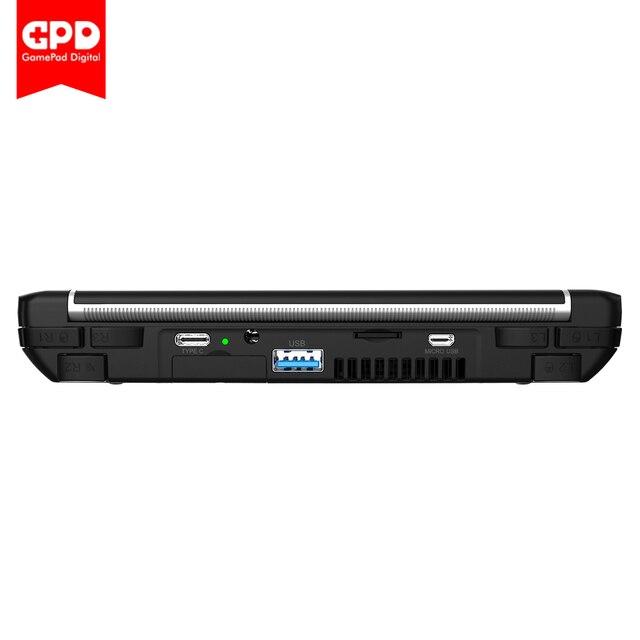 """New GPD 6"""" WIN 2 Pocket Mini PC Laptop notebook m3-8100Y Windows 10 8GB RAM 256GB ROM 4"""