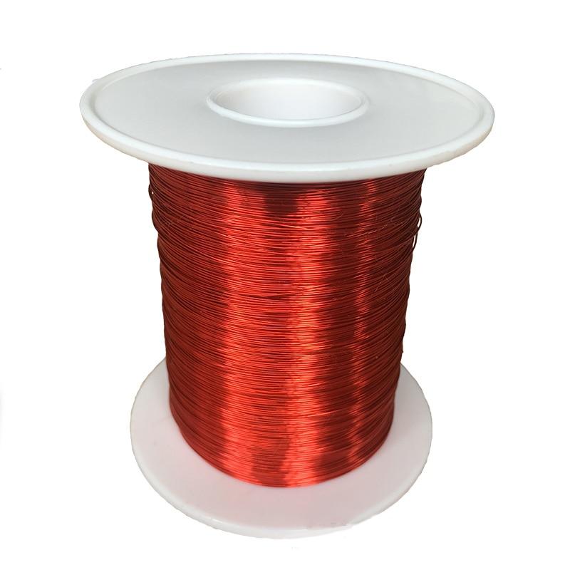 100 Mt/Rolle Durchmesser 0,2 MM Red Magnet draht Kupferlackdraht ...