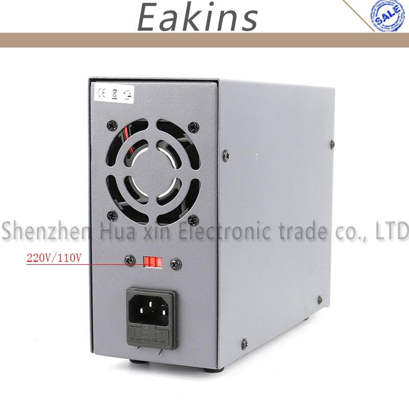 KPS-3010D KPS-3010DF Mini Digital ajustable laboratorio DC fuente de alimentación 30 V 5A 10A 110 V-220 V de conmutación fuente de alimentación 0,1 V/0.01A - 3