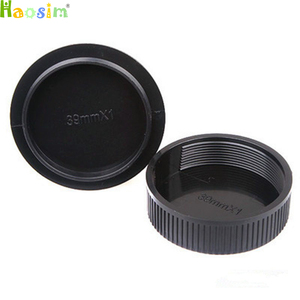 Image 1 - 10 Pairs camera Body cap + Rear Lens Cap for leica M39 L39 39mm Screw Mount