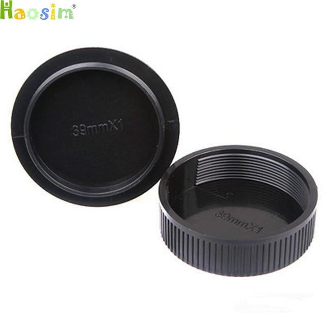 10 Pairs camera Body cap + Rear Lens Cap for leica M39 L39 39mm Screw Mount