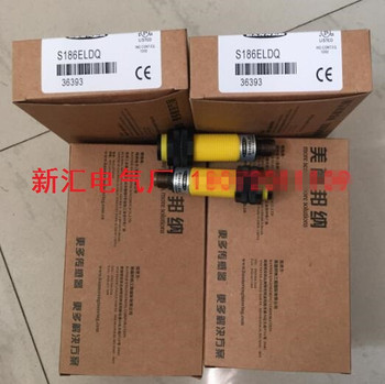 Original new 100% special selling new import technology photoelectric sensor S186ELDQ switch