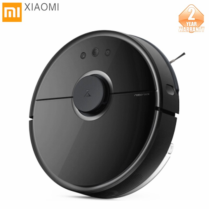 US $443 64 |Xiaomi MI Roborock S50 S51 S55 Robot Vacuum Cleaner 2 for Home  Automatic Sweeping Dust Sterilize Smart Planned Washing Mopping-in Vacuum