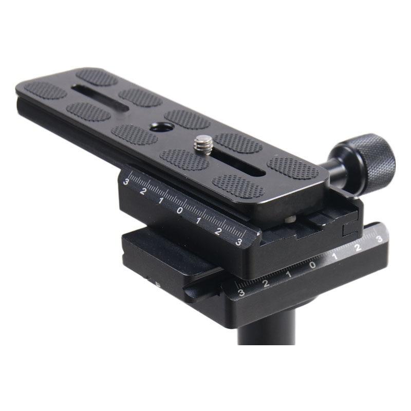 Steadicam s60 el kamera sabitleyici video sabit kamera DSLR fotoğraf - Kamera ve Fotoğraf - Fotoğraf 5