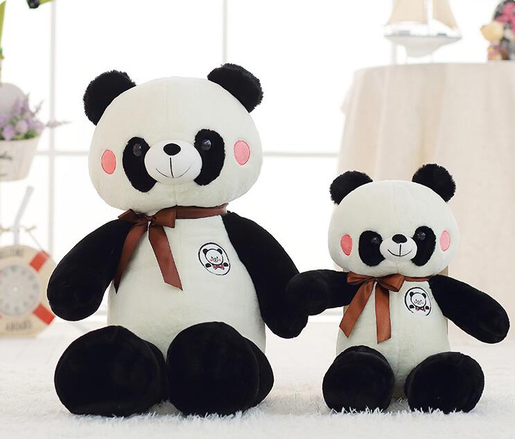 160cm 2018 hot-selling soft toys cute panda pillow cute stuffed animals for babies girlfriend 63 inch plush toys for mother gift hot sale cute dolls 60cm oblong animals pillow panda stuffed nanoparticle elephant plush toys rabbit cushion birthday gift