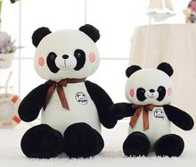 160cm 2018 hot-selling soft toys cute panda pillow cute stuffed animals for babies girlfriend 63 inch plush toys for mother gift