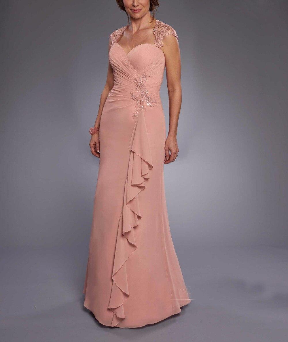 Atractivo Vestidos De Novia Madre De La Novia Embellecimiento ...