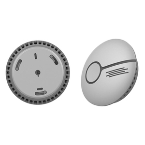 Image 2 - Alone Smart leben TUYA APP Feuer alarm WIFI rauchmelder Home security verwenden drahtlose zigarette rauch alarm sensor