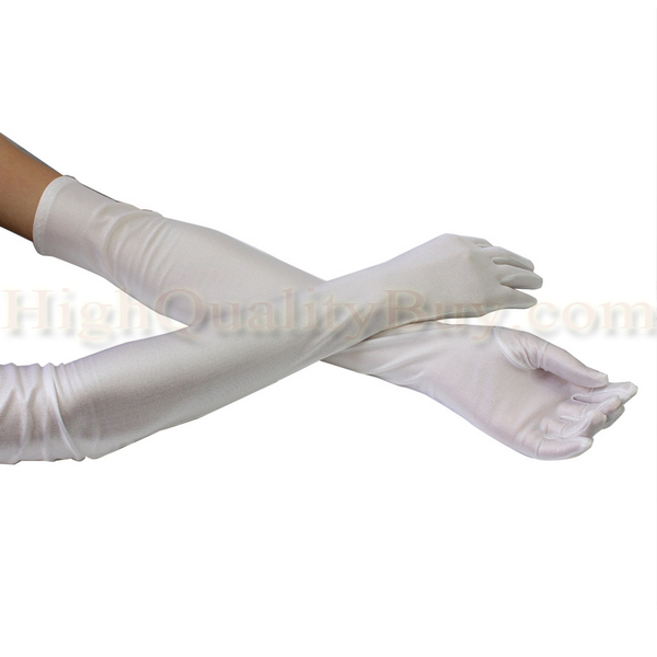 Ladies White Dress Gloves Promotion-Shop for Promotional Ladies ...