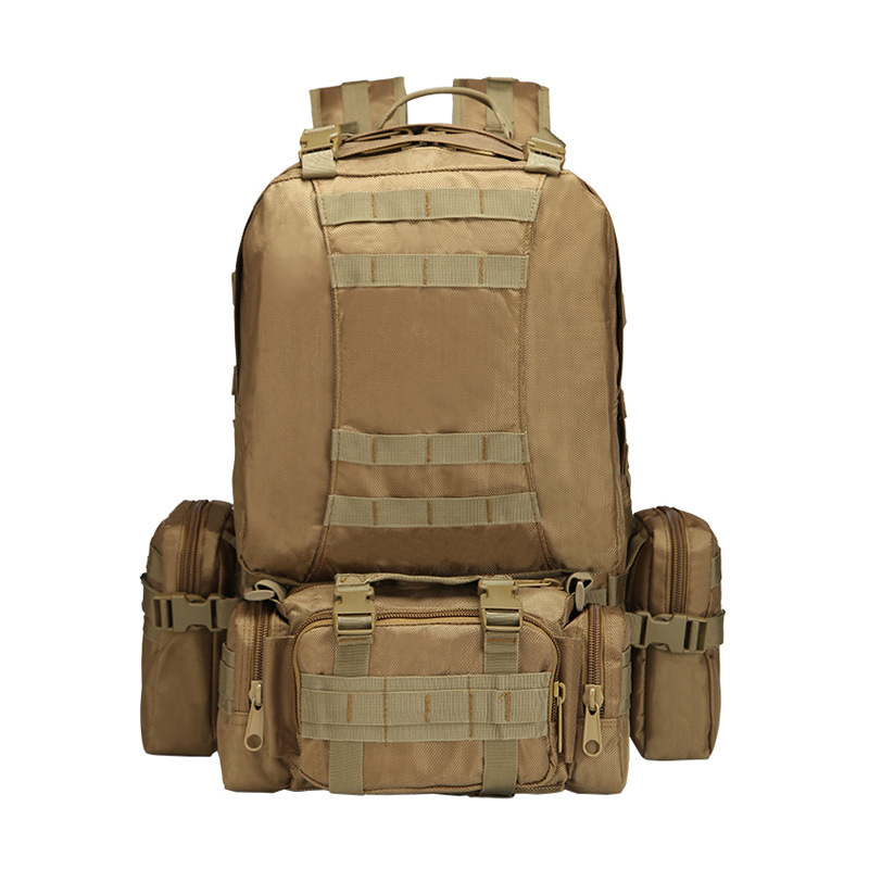Super Huge Military Tactical Backpack Rucksack Climbing Bag MOLLE System Outdoor Sport Bag for Camping Travel Hiking Huting Bag new arrival 38l military tactical backpack 500d molle rucksacks outdoor sport camping trekking bag backpacks cl5 0070