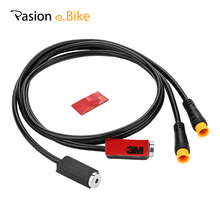 цены Electric Bike Brake Sensor Hydraulic Brake Sensor Mechanical Electric Bicycle for Bafang Brake Sensor BBS01 BBS02 BBSHD