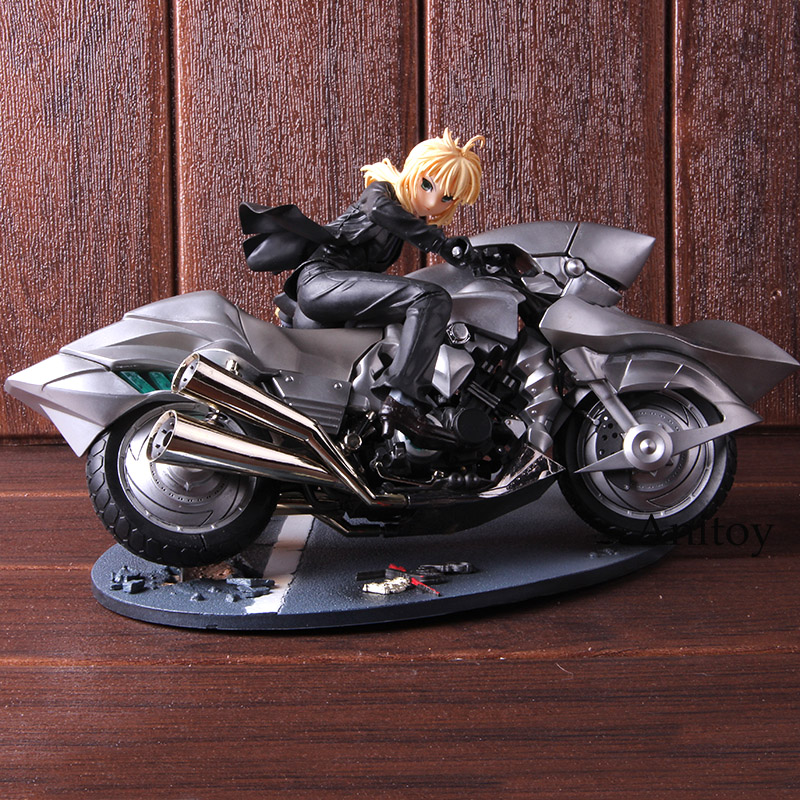 Anime Fate Zero Saber Saber Motored 1 8 Scale PVC Action Figure Collectible Model Toy