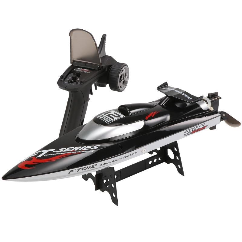 Bateau télécommandé hors-bord modèle haute vitesse électrique sans fil étanche yacht bateau jouet bateau haute vitesse compétition hors-bord