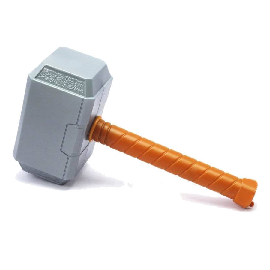 29cm Thor's Hammer Toys Thor Cosplay Hammer 2016 New avengers 2 captain america action figures Cosplay weapon Gift party supply