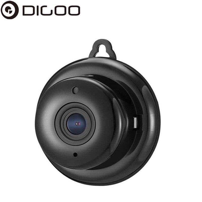 DIGOO DG-MYQ 2,1mm lente 720 p Mini Wireless WIFI visión nocturna inteligente de seguridad IP Cámara Onvif Monitor del bebé monitor