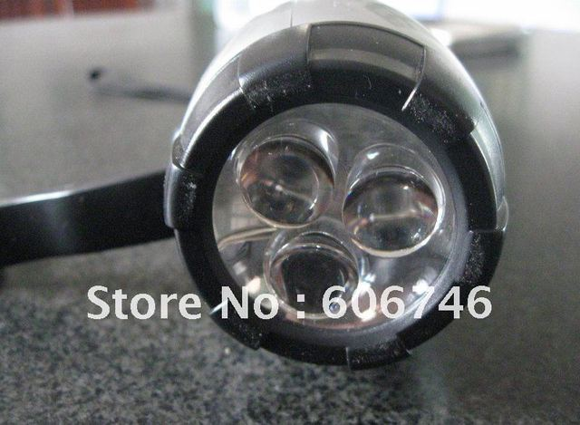 Hot sell!New Arrival!flashlight.Multi-function light rechargeable(without  extra fee) flashlight LED Flashlight