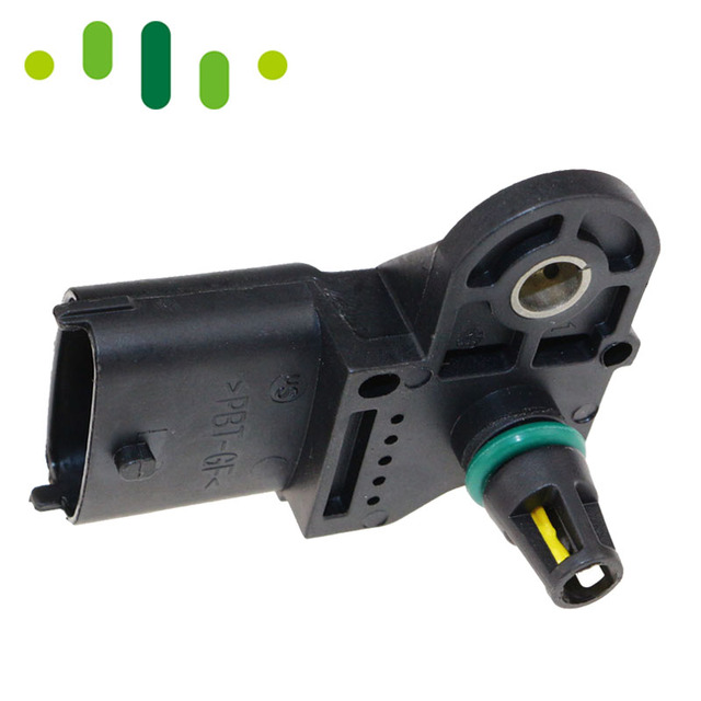 Original 4 BAR 4BAR Intake Air Boost Pressure MAP Sensor For VOLVO FE FH FL FM FMX MAZ KAMAZ 0281002743 0281002576 0281006102