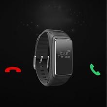 Smart Браслет B7 Bluetooth наушники Стиль монитор сердечного ритма Смарт часы Водонепроницаемый для Iphone для Huawei