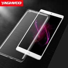 Case For huawei mediapad m3 10.1 /m3 8.4/ m3 lite 8 inch TPU Clear Transparent Case Silicon Soft TPU Transparent Protect Cover