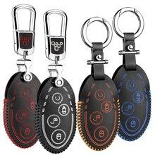 For BYD SONG ev500 max DM 2018 Car Key bagcase wallet holder key cover key2y Free shipping