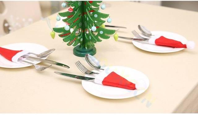 Decorazioni Da Tavola Per Natale : Decorazioni per la tavola di natale foto buttalapasta