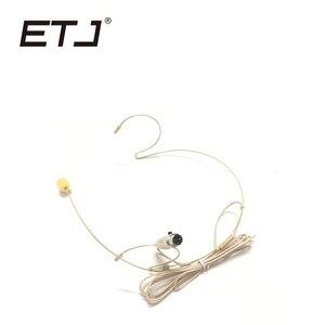 Image 3 - ETJ العلامة التجارية SLX24/BETA58 58A المهنية UHF اللاسلكية المزدوجة ميكروفون نظام يده ميكروفون سماعة الرأس