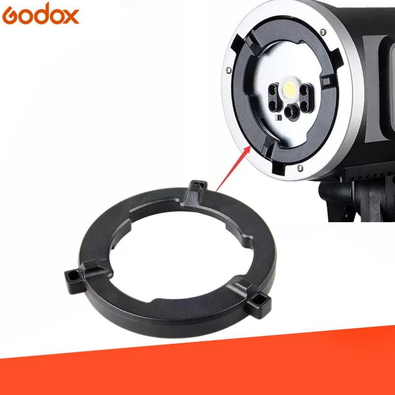 Godox AD-CS Fixe Anneau pour Bowens Mount Adapter pour Godox AD600 Série AD600B AD600BM pour Godox AD-H600 Godox AD-H1200