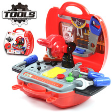 Baby Early Learning&Education Children toys baby repair tools Toy box Pretend Play Play House Toys